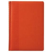 Ежедневник BRAND, датированный, оранжевый
