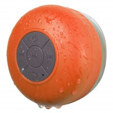 Bluetooth колонка stuckSpeaker, оранжевая