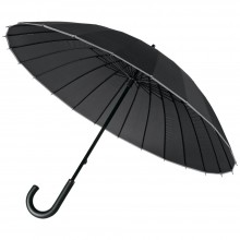 Зонт Ella, черный