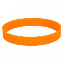 """Браслет силиконовый """"Фантазия-2""""; D6см, оранжевый"""