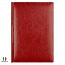 Ежедневник недатированный Birmingham 145х205 мм, красный, до 2018 года