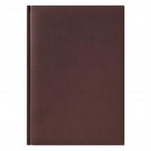 Ежедневник недатированный City Canyon 145х205 мм, коричневый, календарь до 2019 г.