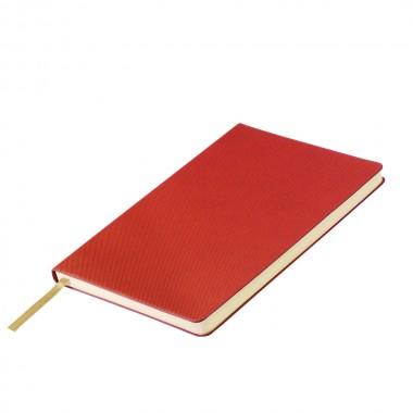 Ежедневник недатированный, Portobello Trend, Canyon City, 145х210, 224 стр, красный