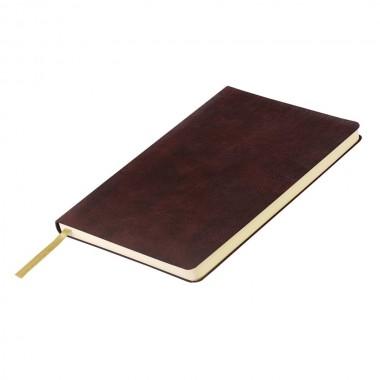 Ежедневник недатированный, Portobello Trend NEW, Vegas City, 145х210, 224 стр, коричневый