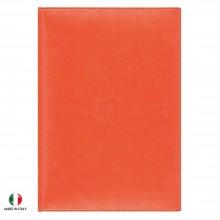 Ежедневник недатированный Birmingham 145х205 мм, оранжевый, календарь до 2018г.
