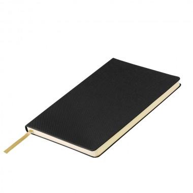 Ежедневник недатированный, Portobello Trend, Canyon City, 145х210, 224 стр, черный