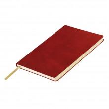 Ежедневник недатированный, Portobello Trend, Vegas City, 145х210, 224 стр, красный