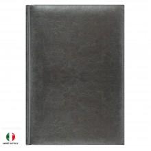 Ежедневник недатированный Birmingham 145х205 мм, темно- серый металлик, календарь до 2018 г.