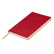 Ежедневник недатированный, Portobello Trend, Winner City, 145х210, 224 стр, красный