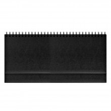 Недатированный планинг SHIA NEW 5495 (794U) 298x140 мм, черный