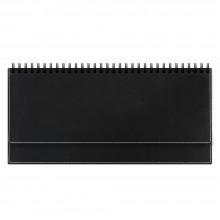 Недатированный планинг PORTLAND 5496 (794U) 298х140 мм черный, белый.блок
