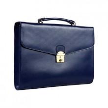 """Женский портфель """"Lady Briefcase"""" (темно-синий)"""