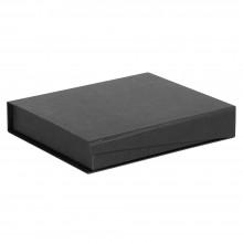 Коробка Duo под ежедневник и ручку, черная