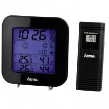 Метеостанция Hama EWS-200, черная
