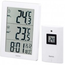 Метеостанция Hama EWS-3000, белая