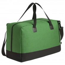 Сумка дорожная с отделением для ноутбука Unit Bimo Weekend, зеленая
