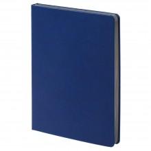 Ежедневник Blues недатированный, синий с серым