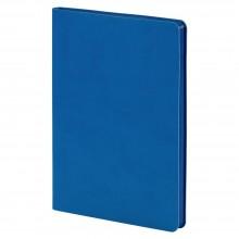 Ежедневник Blues Flex, недатированный, голубой с синим