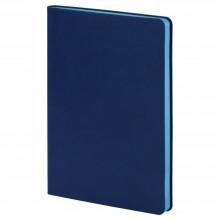Ежедневник Blues Flex, недатированный, синий с голубым