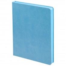 Ежедневник Brand Tone, недатированный, голубой