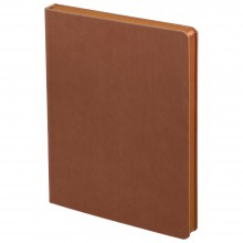 Ежедневник Brand Tone, недатированный, коричневый