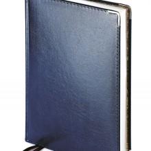 Ежедневник Imperium, полудатированный, синий