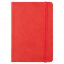 Блокнот Freenote Mini, в линейку, красный