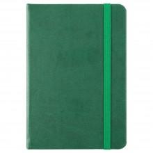 Блокнот Freenote Mini, в линейку, зеленый