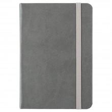 Блокнот Freenote Mini, в линейку, серый