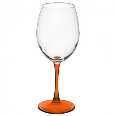 Бокал для вина Enjoy, оранжевый