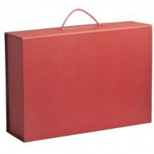 Коробка Case, подарочная, красная