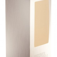 Коробка Contigo для стакана West Loop, стальной дизайн