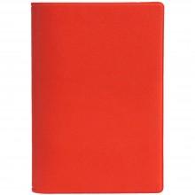 Обложка для автодокументов Devon, красная