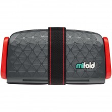 Автокресло-бустер Mifold, темно-серое