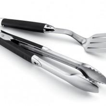 Набор инструментов для барбекю Black Handles