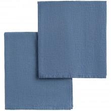 Набор полотенец Fine Line, синий