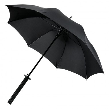 Зонт «Самурай», черный