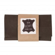 """Органайзер кожаный,""""LOFT"""", коричневый, кожа натуральная 100%"""
