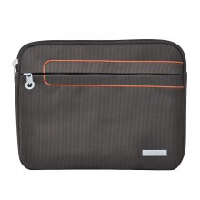 """Чехол для планшета """"Messenger"""", коричневый, 26.50 × 2 х 21 см, 75 D полиэстер"""