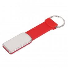 "USB flash-карта ""Flexi"" (8Гб), красный, 8,5х2х0,5 см, металл, пластик"