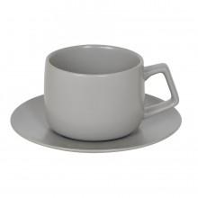 """Чайная пара """"Earl grey"""" в подарочной упаковке, 17х17х9см, 250 мл, керамика"""