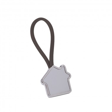 "Брелок ""House"", 3х2,8х1,2см, металл"