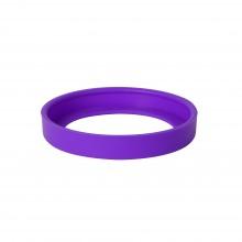 """Комплектующая деталь к кружке 25700 """"Fun"""" - силиконовое дно, фиолетовый"""