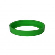 """Комплектующая деталь к кружке 25700 """"Fun"""" - силиконовое дно, зеленый"""