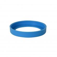 """Комплектующая деталь к кружке 25700 """"Fun"""" - силиконовое дно, голубой"""