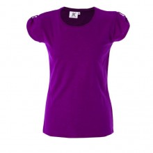 PERTH LADY Жен. футболка круглый вырез фуксия флуоресцентный