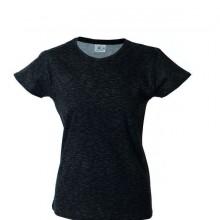 IBIZA LADY Жен. футболка круглый вырез, черный