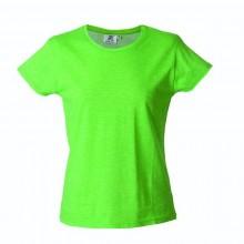IBIZA LADY Жен. футболка круглый вырез, светло-зеленый
