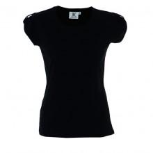 PERTH LADY Жен. футболка круглый вырез черный