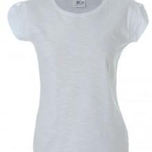 PERTH LADY Жен. футболка круглый вырез белый